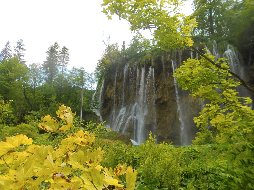 Plitvice Lakes National Parks Croatia waterfalls 2.png