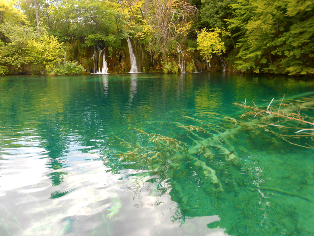 Plitvice Lakes National Parks Croatia clear water 2.png