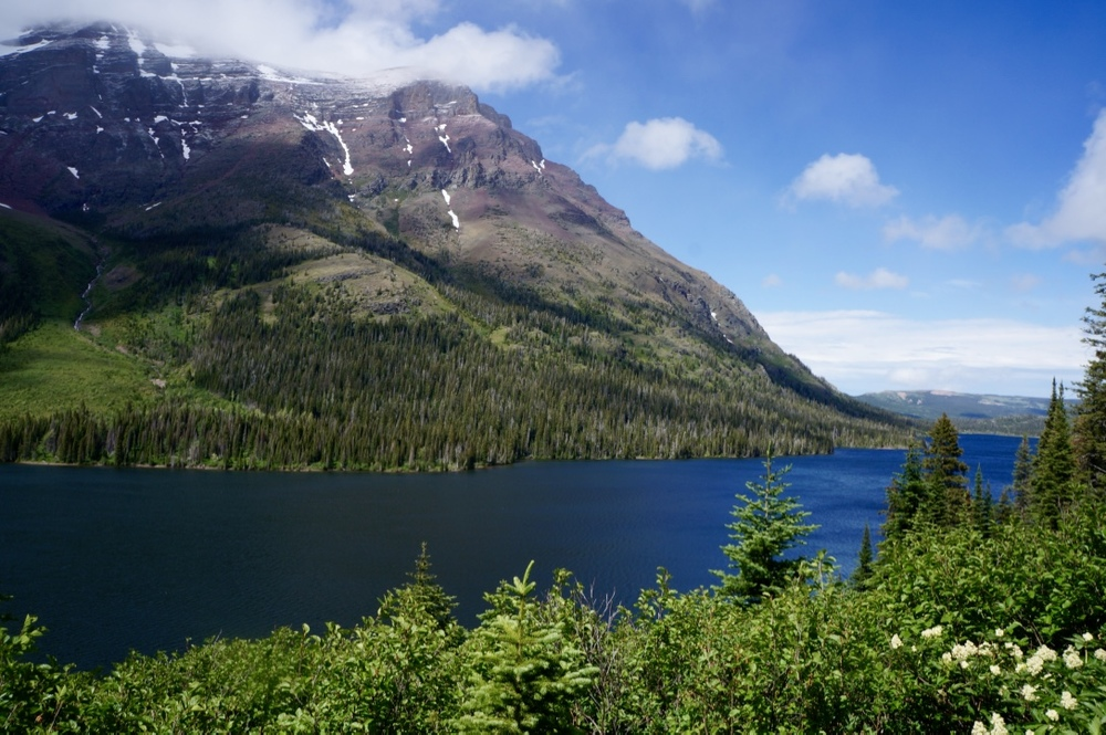 glacier national park two medicine lake hike mountain lake2.jpg