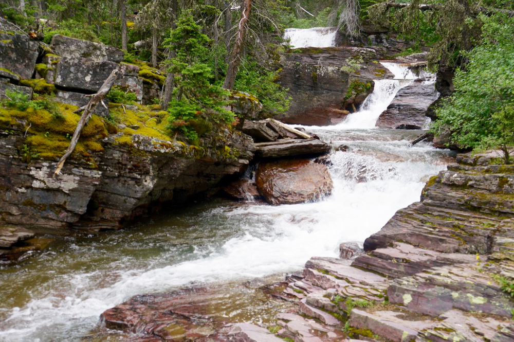 glacier national park st marys lake hiking trail waterfall3.jpg