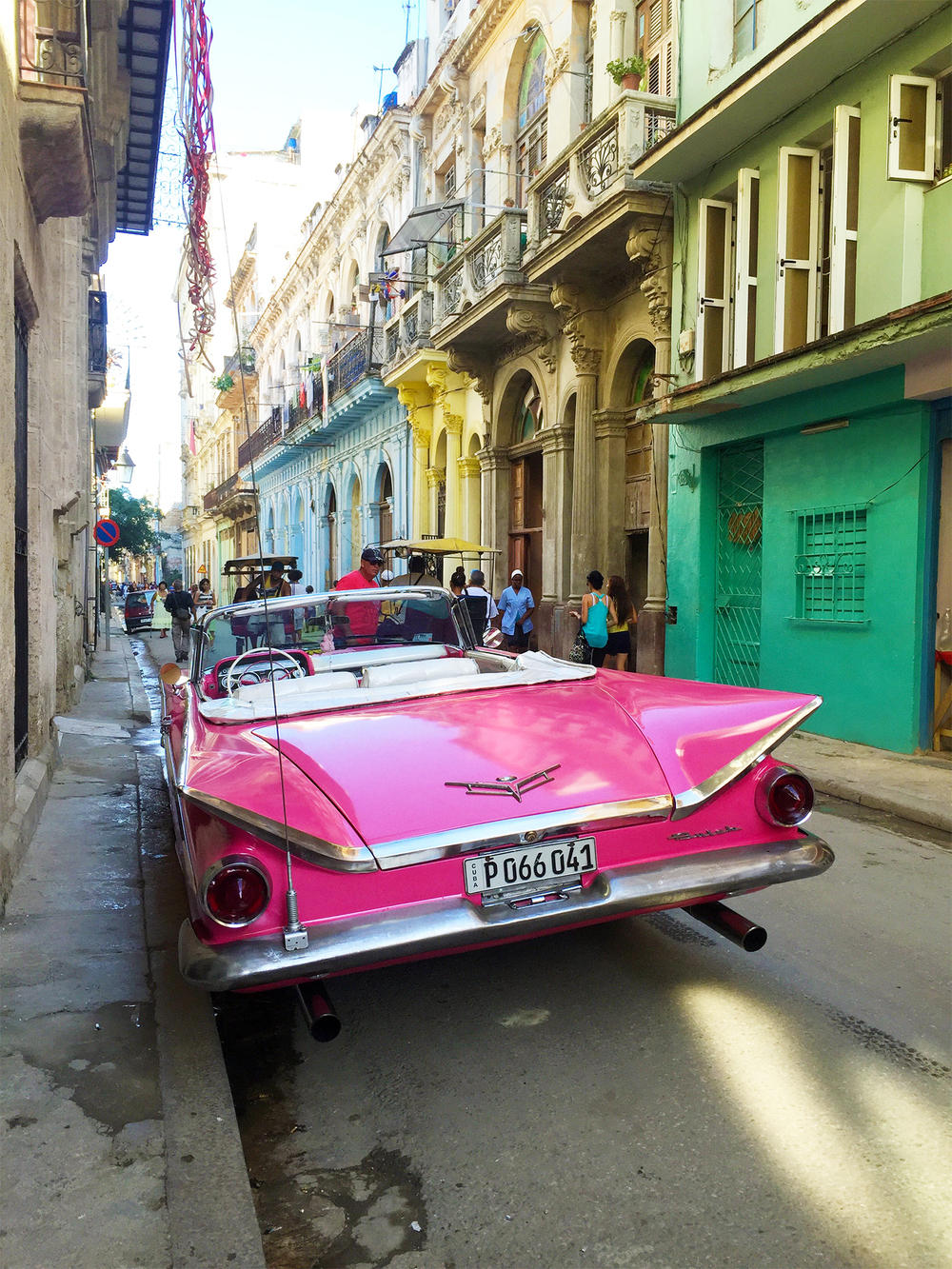 Image courtesy of  Try Cuba