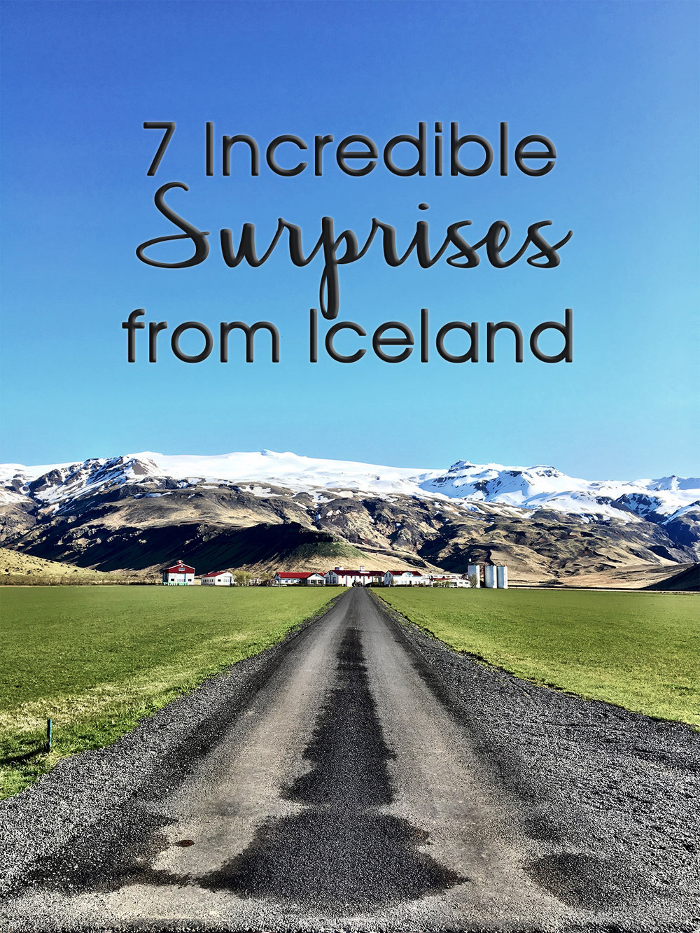 Iceland travel roadtrip