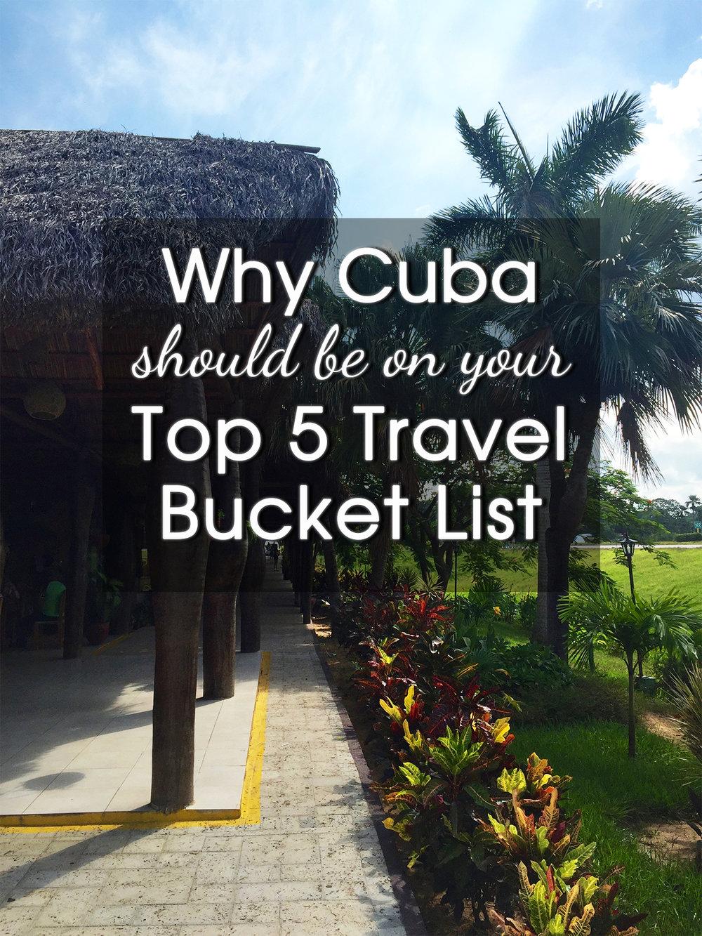 Cuba Travel Bucket List Vinales Cuba