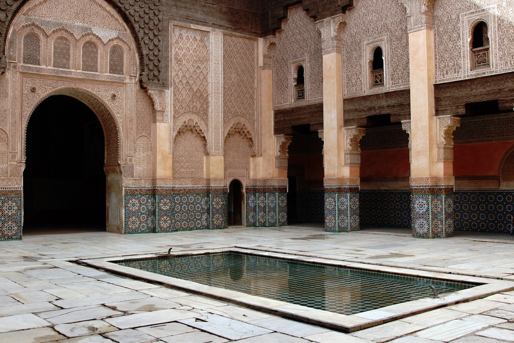 Morocco travel bucket list