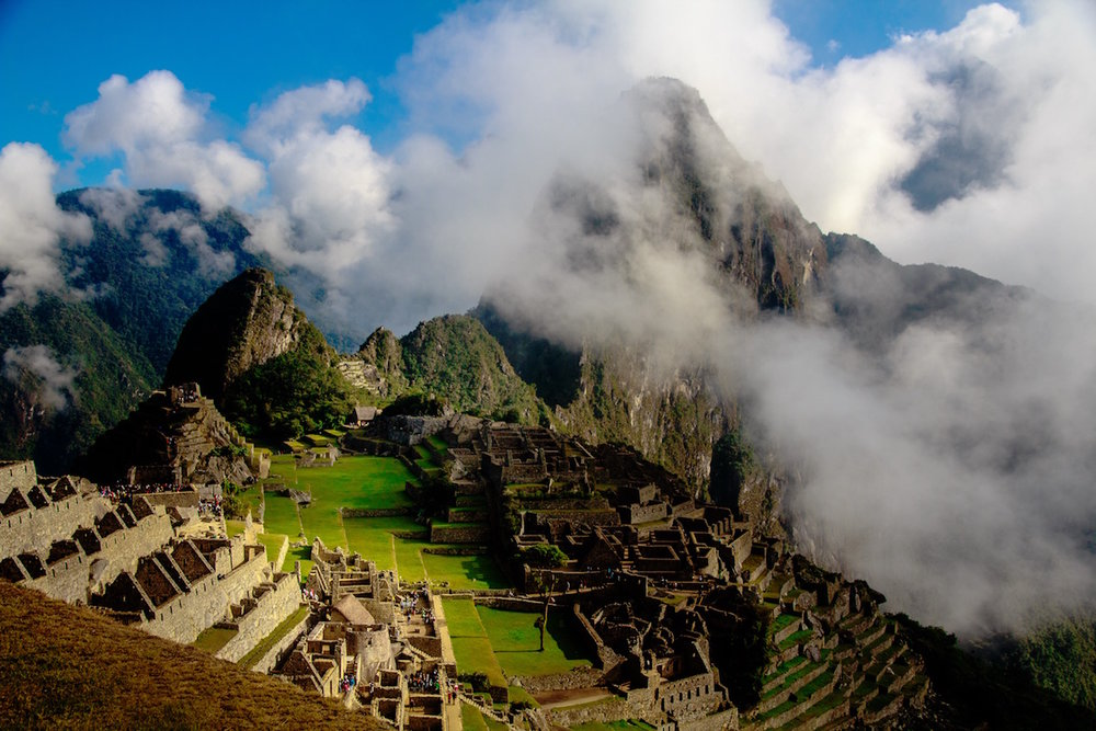 Peru travel bucket list