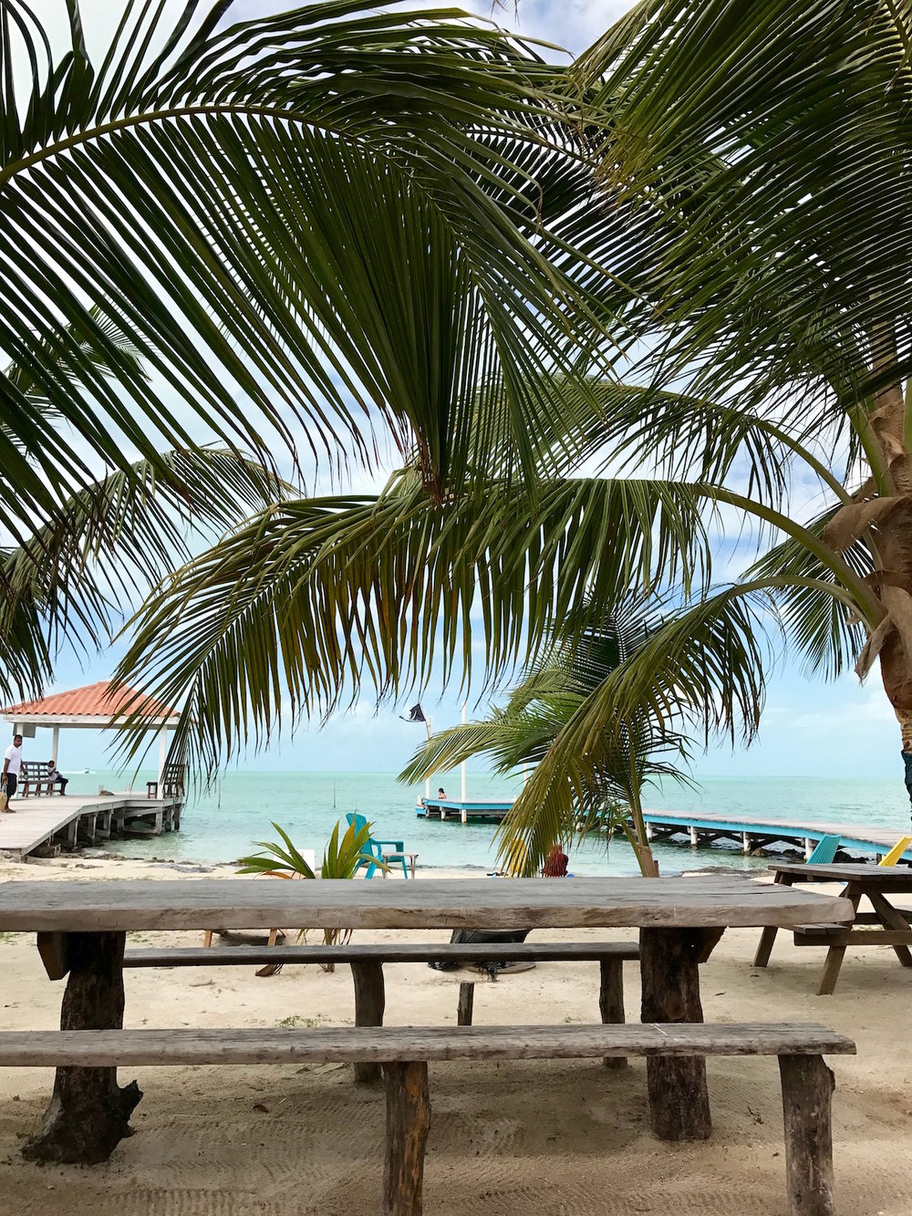 Belize Secret Beach