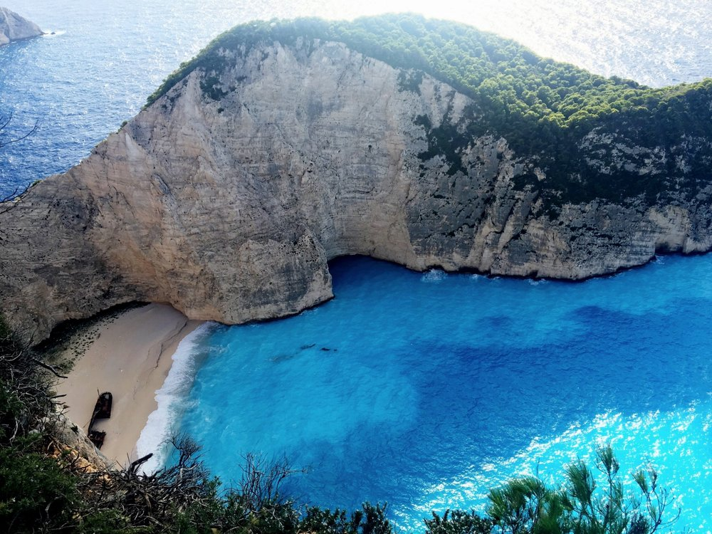 Navigo Beach | Zakynthos Greece Vacation
