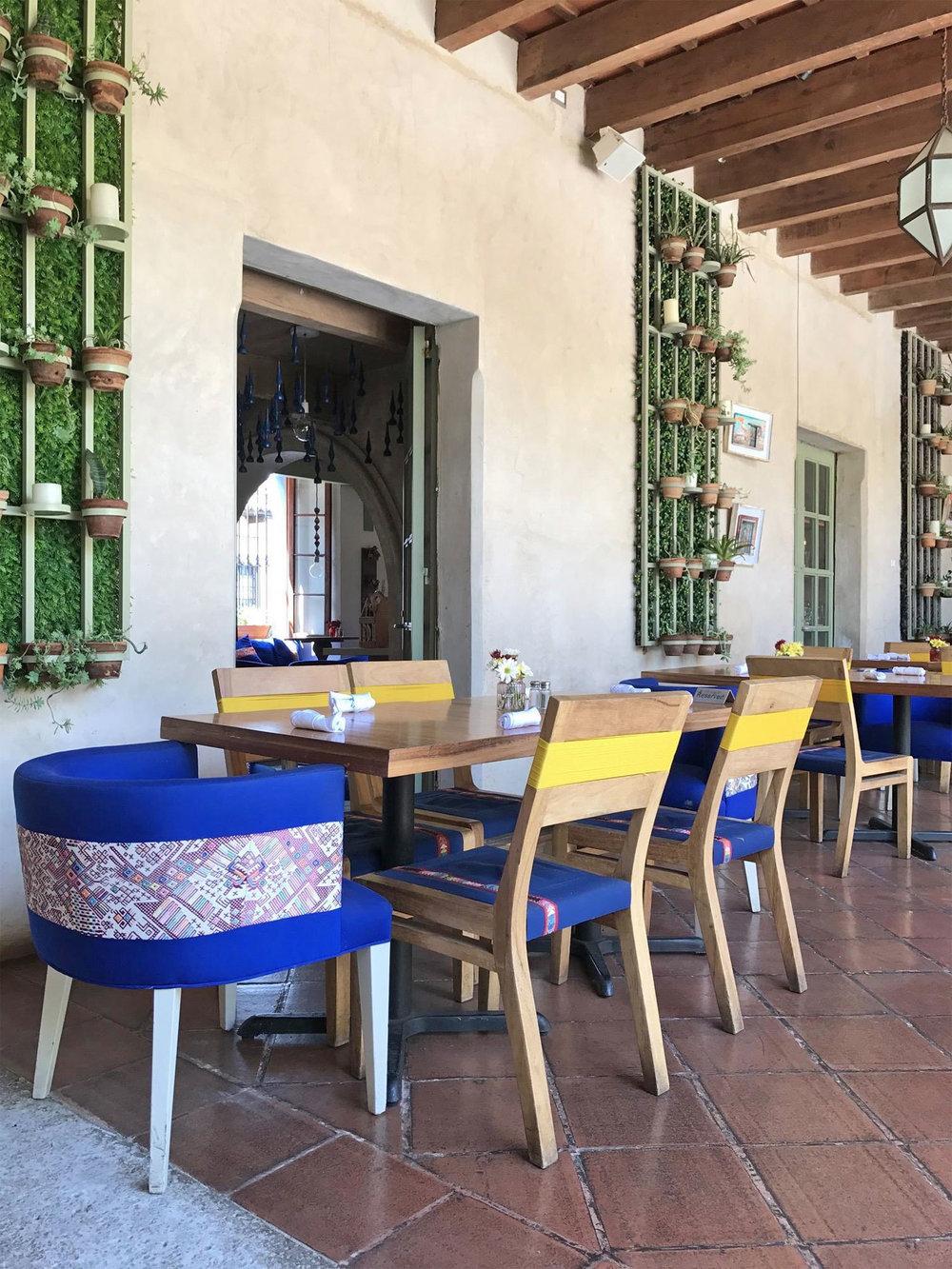 design in Antigua Guatemala
