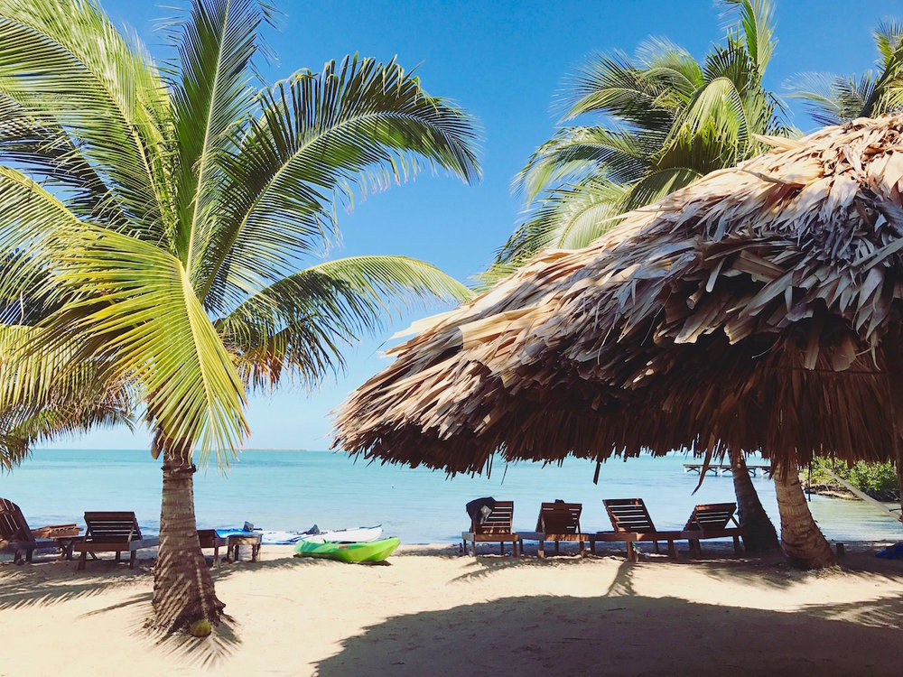 Belize travel bucket list