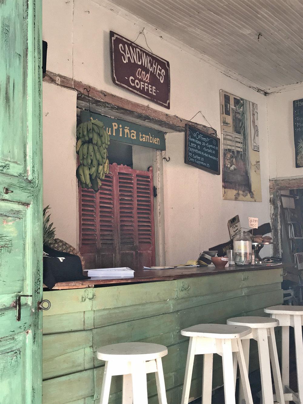 Antigua Guatemala Cafe
