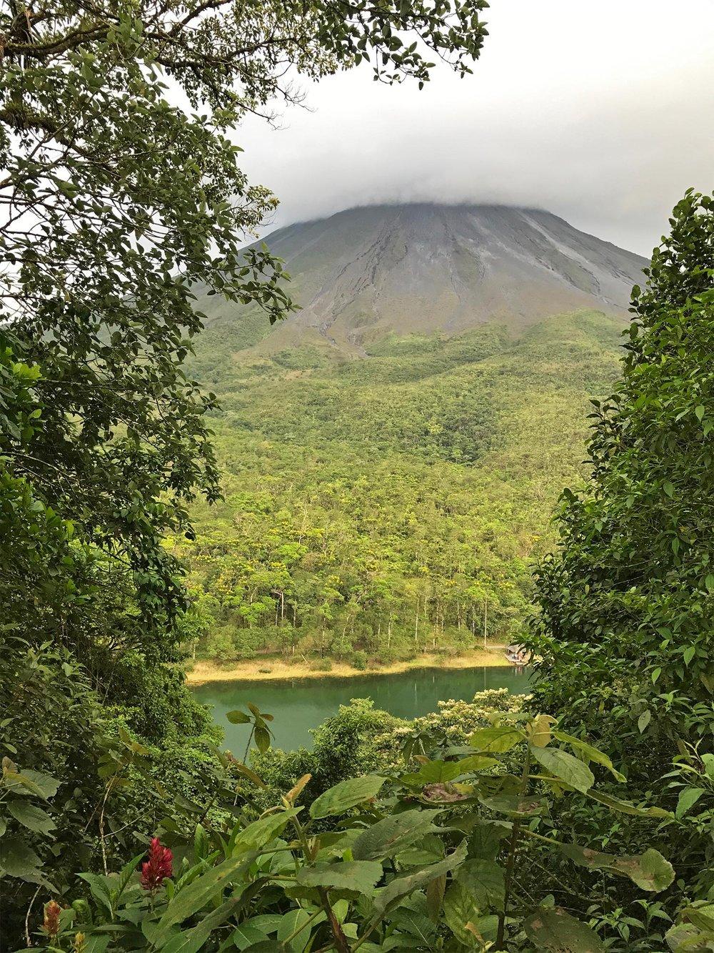 La Fortuna Arenal volcano | Costa Rica adventures