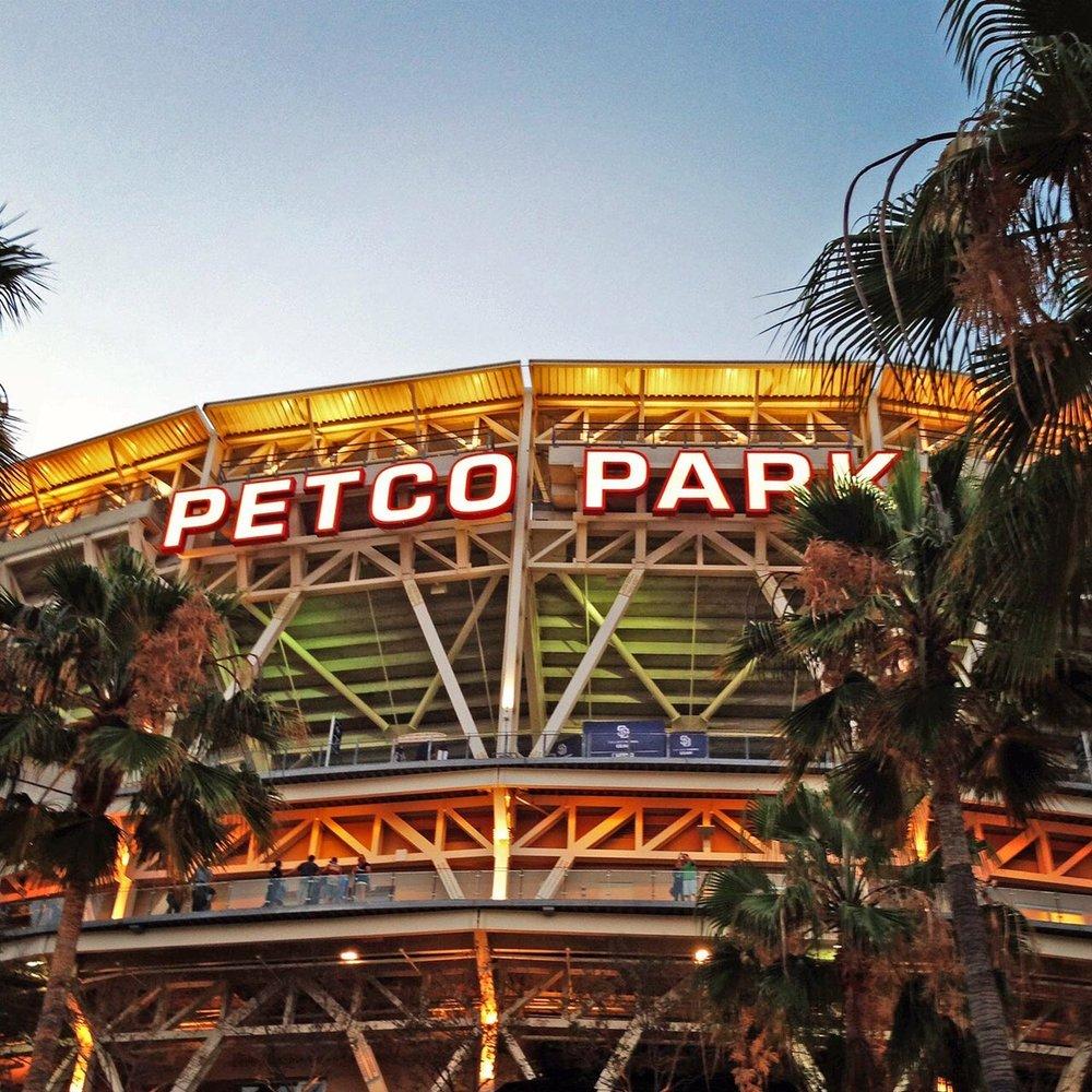 Petco Park San Diego baseball