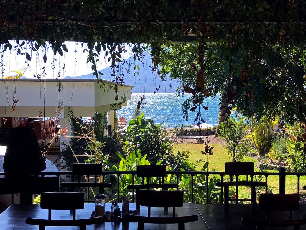 San Marcos la Laguna Lake Atitlan, Guatemala