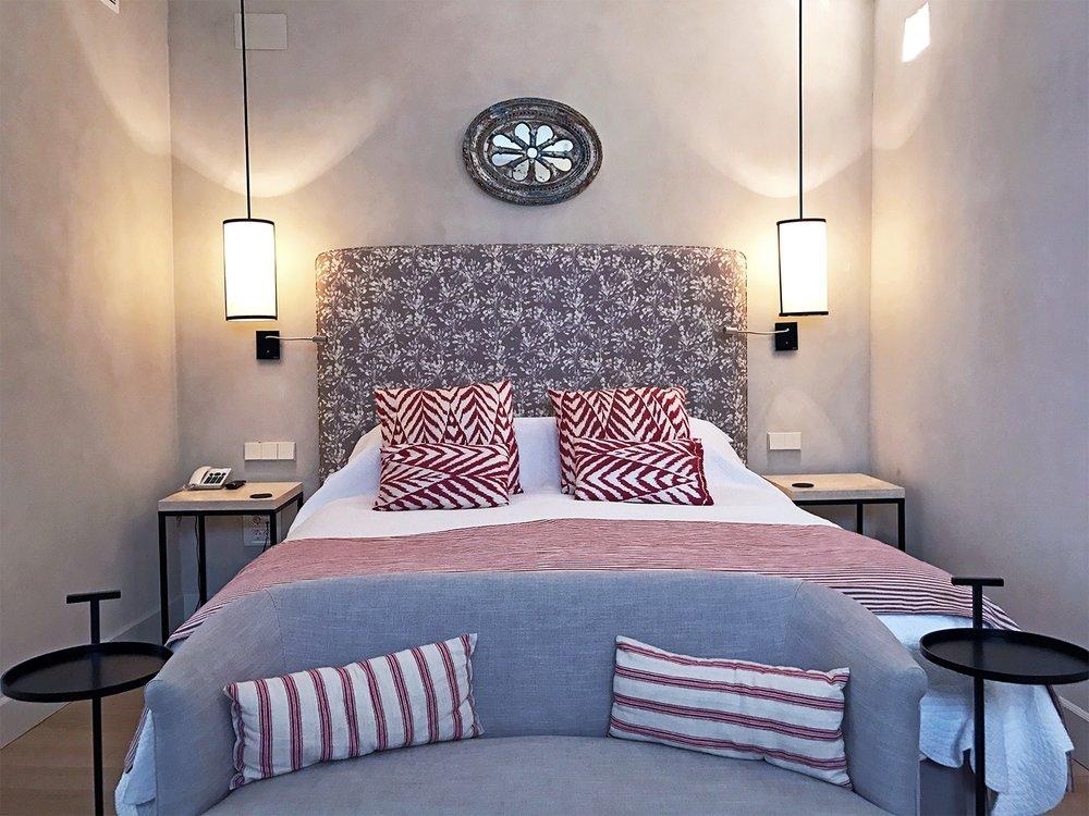 Corral del Rey hotel Seville Spain hotel room.jpg