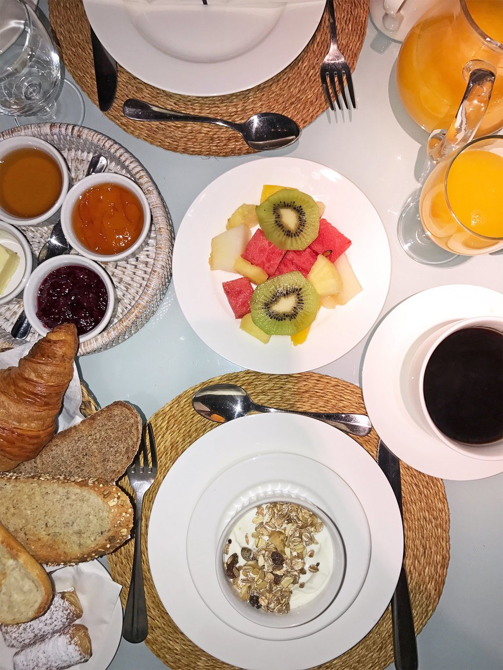 Corral del Rey hotel Seville Spain breakfast.jpg