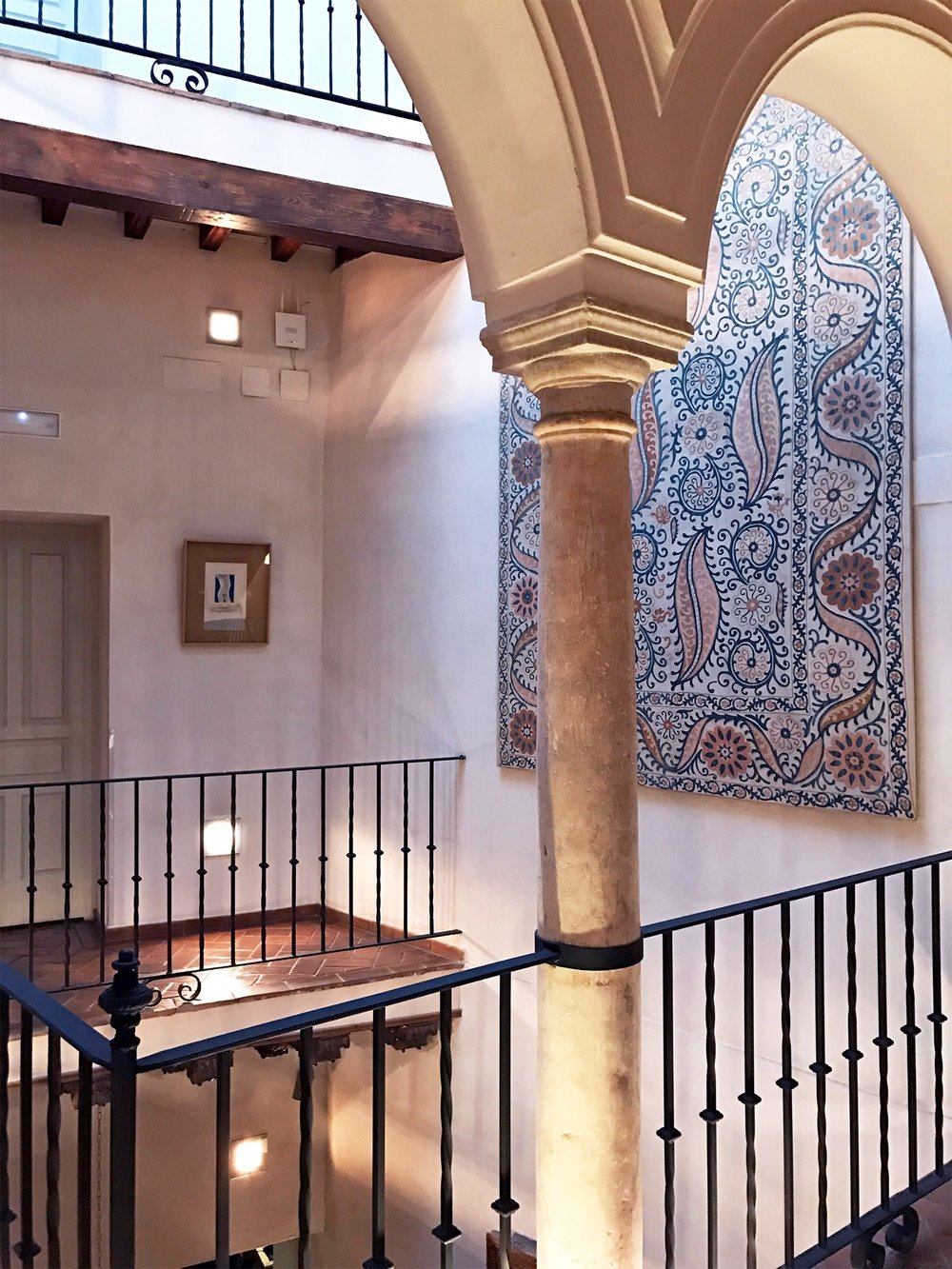 Corral del Rey hotel Seville Spain architecture.jpg