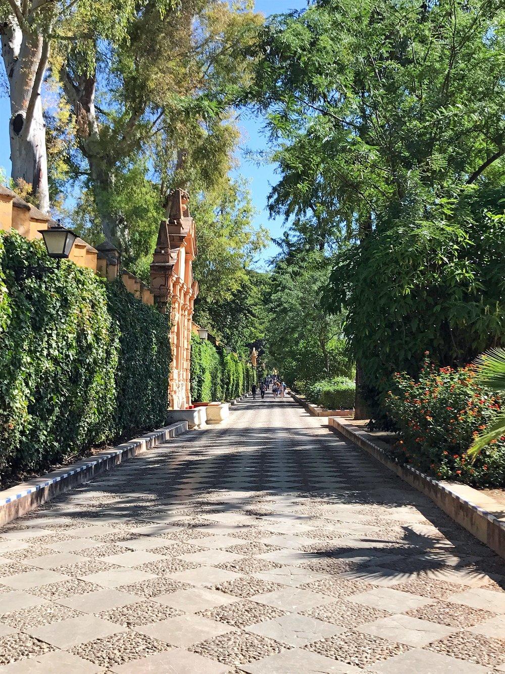 Seville Spain park.jpg