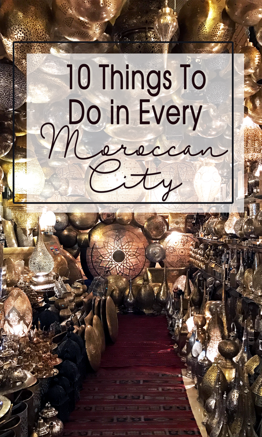 Travel Morocco | Things to do in Moroccan Cities like Marrakesh, Fez and Casablanca