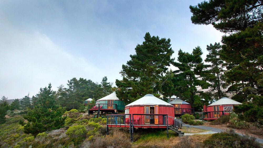 Image Via   Treebones Resort