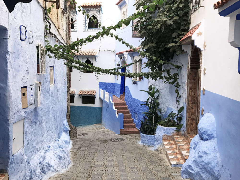 Blue City | Chefchaouen, Morocco