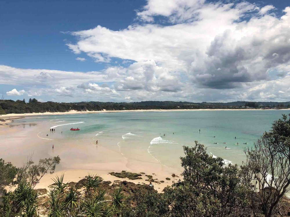 The Pass| Byron Bay