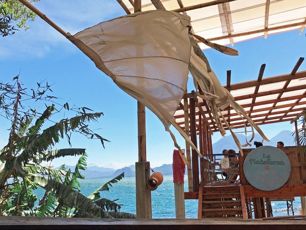 San Marcos Lake Atitlan Guatemala