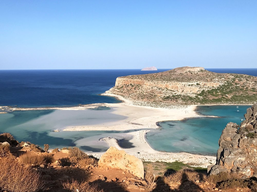 Balos beach | Top 8 Experience from Road Tripping Crete, Greece