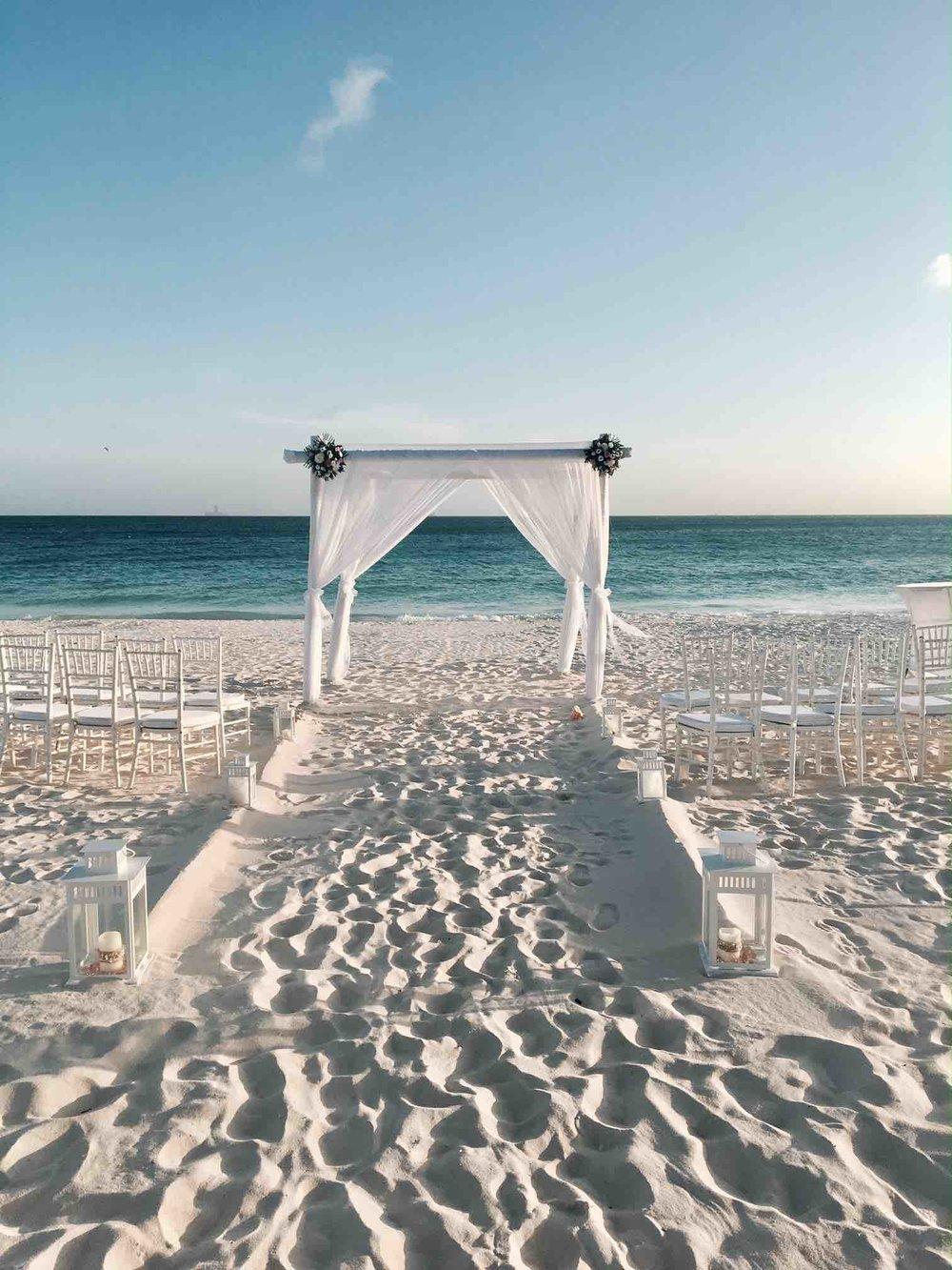 Caribbean Destination Wedding | Aruba