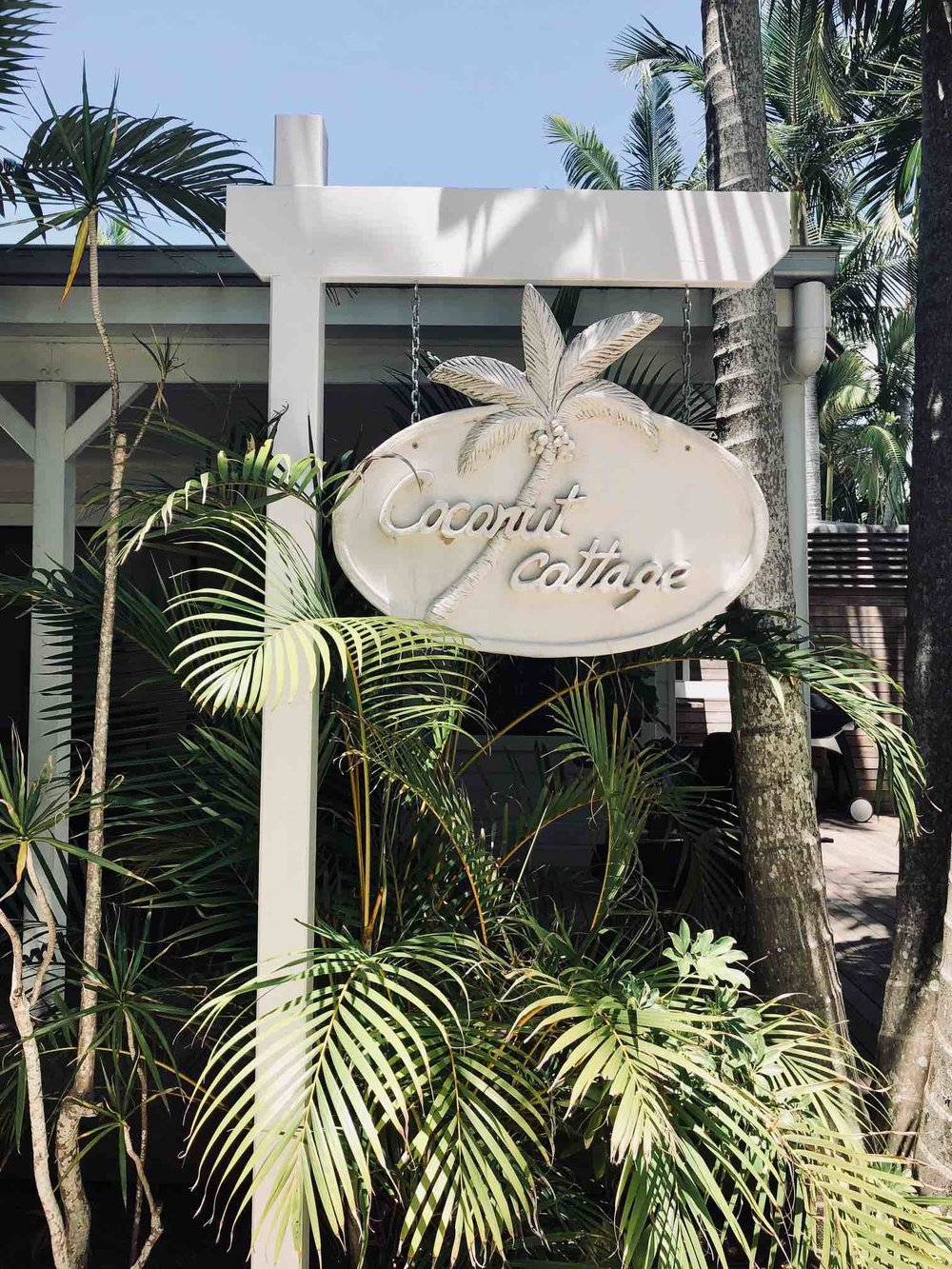 Coconut Cottage | The Atlantic Byron Bay