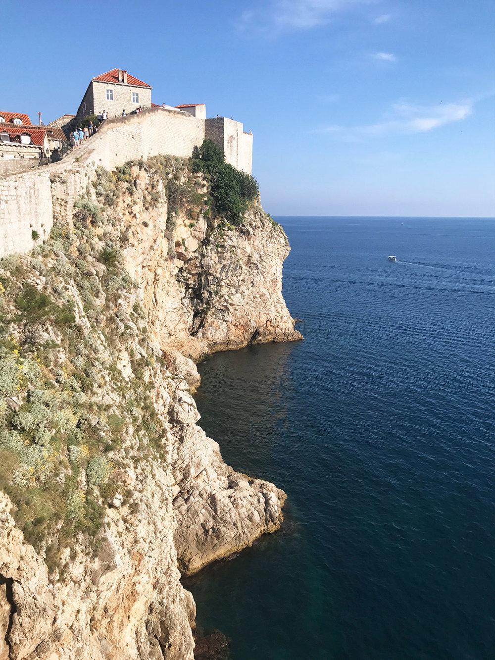 Dubrovnik Wall Croatia