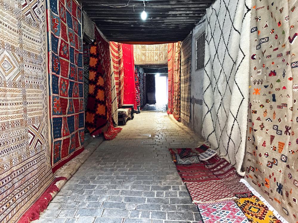 UNESCO World Heritage Site| Moroccan Medina