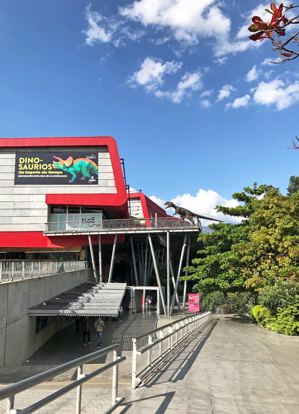 Medellin Colombia Parque Explora