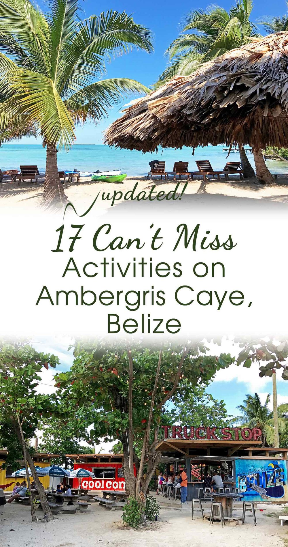 Ambergris Caye, Belize To Do