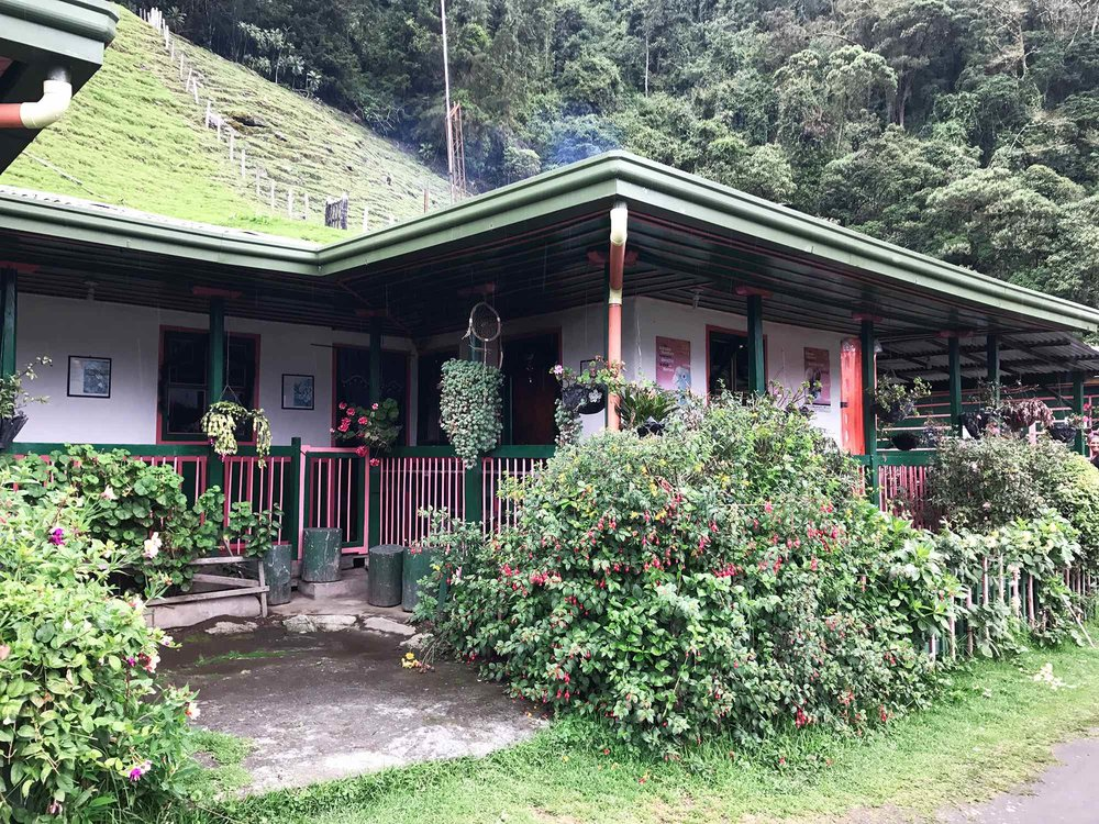Finca La Montana | Hiking Cocora Valley, Colombia