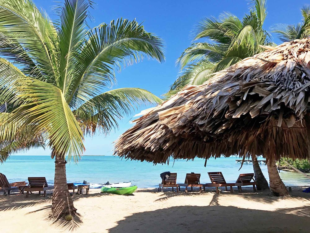 Secret Beach | Ambergris Caye, Belize