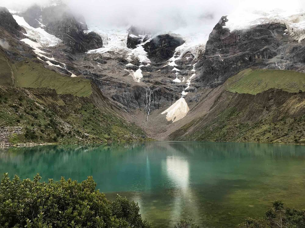 Humantay Lake | Salkantay Trek to Machu Picchu Peru