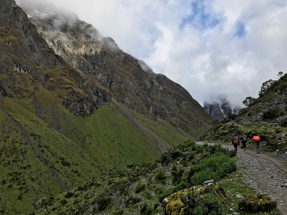 Day 2 | Salkantay Trek to Machu Picchu Peru