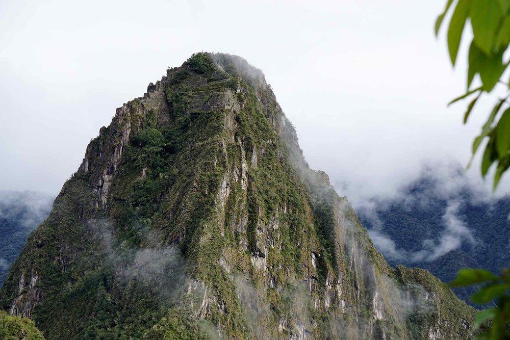 Huayna Picchu Mountain | Machu Picchu Peru
