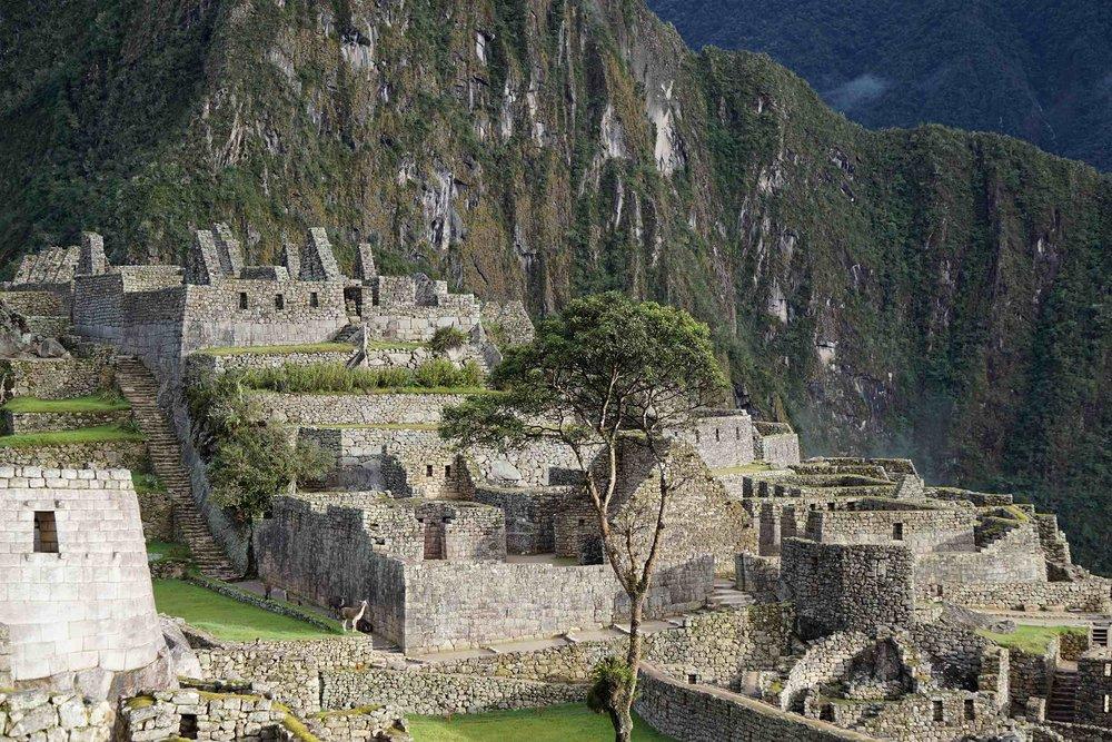 Machu Picchu Peru UNESCO site