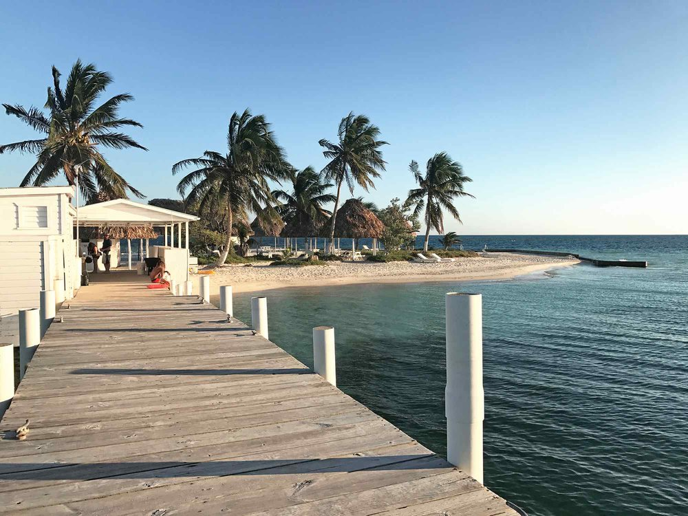 Rendezvous Caye | Sailing in Belize