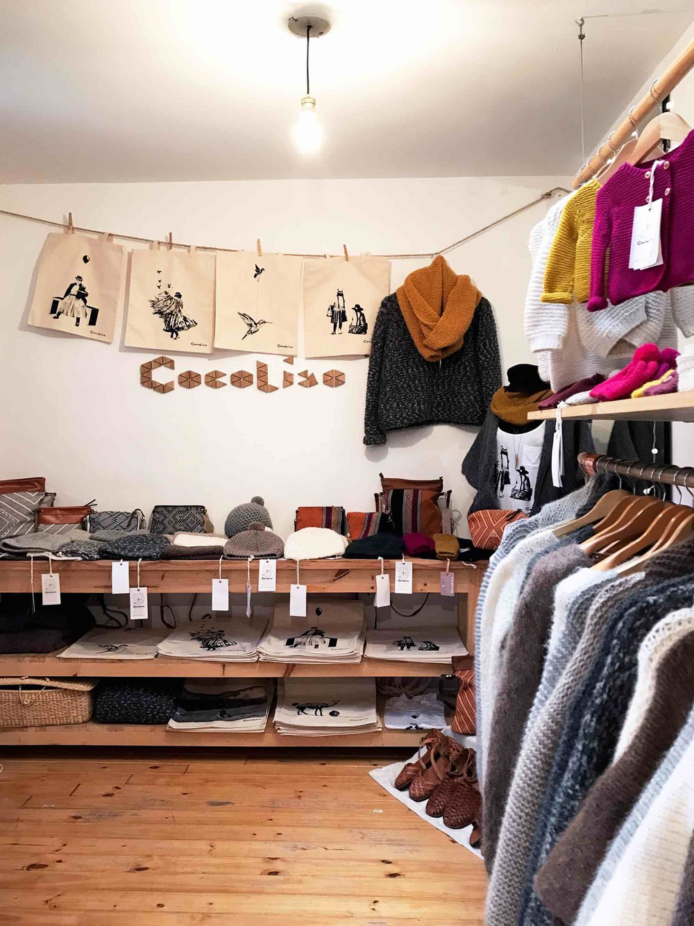 Chocoliso clothing boutique