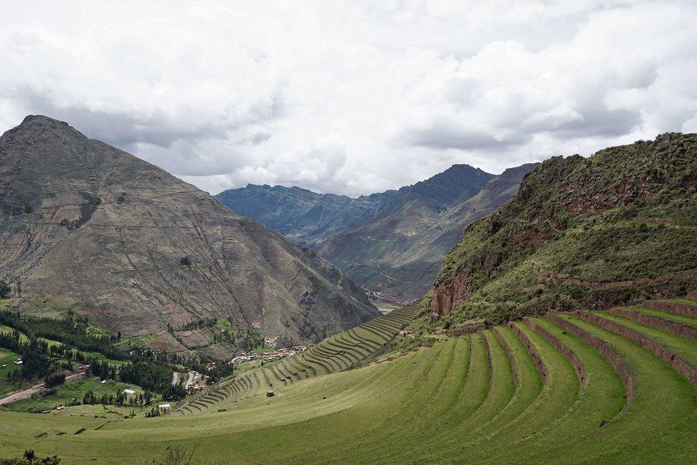 Pisac Inca Ruins, Sacred Valley, Peru