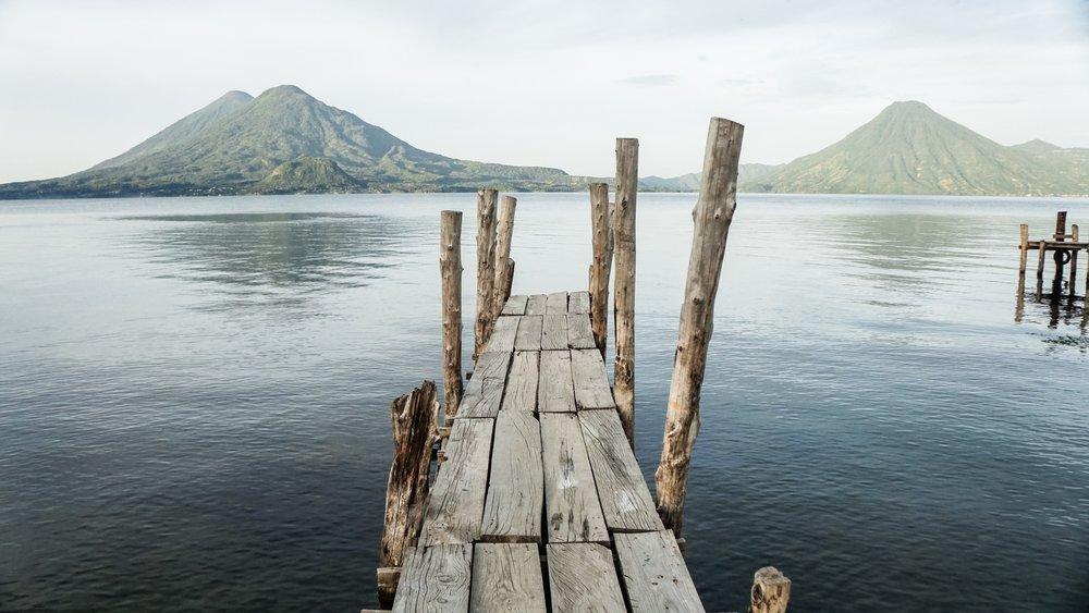 lake atitlan guatemala | traveler vs tourist
