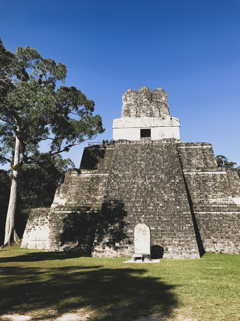 Tikal Temple II Guatemala