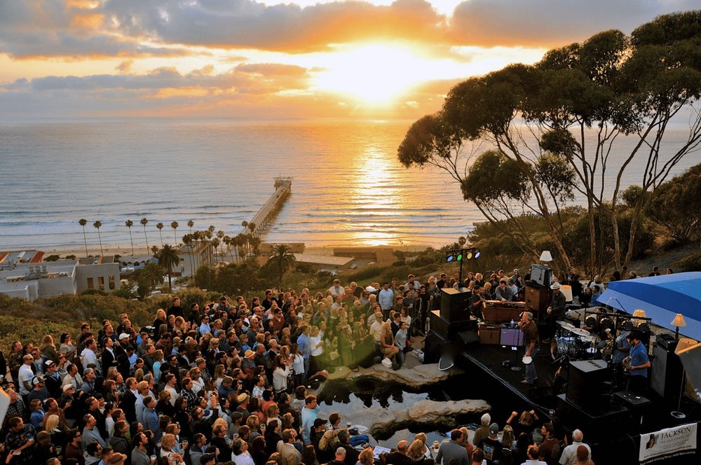 Birch Aquarium Summer Concert Series San Diego