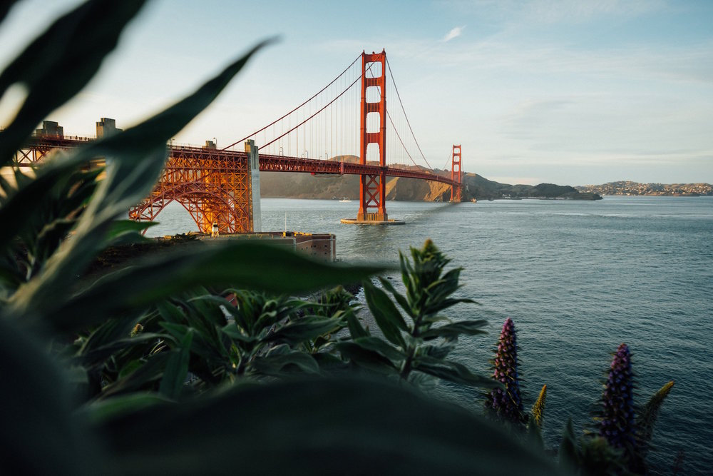 Golden Gate Bridge San Francisco things to do outdoors