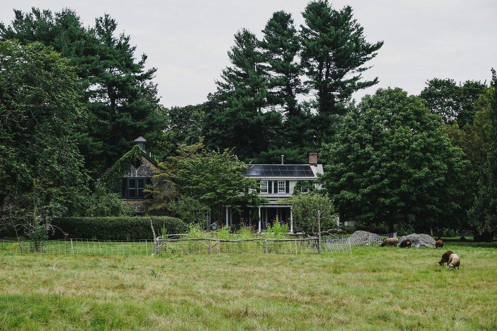 farm near Boston