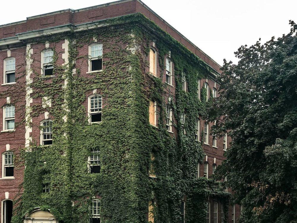 Boston building