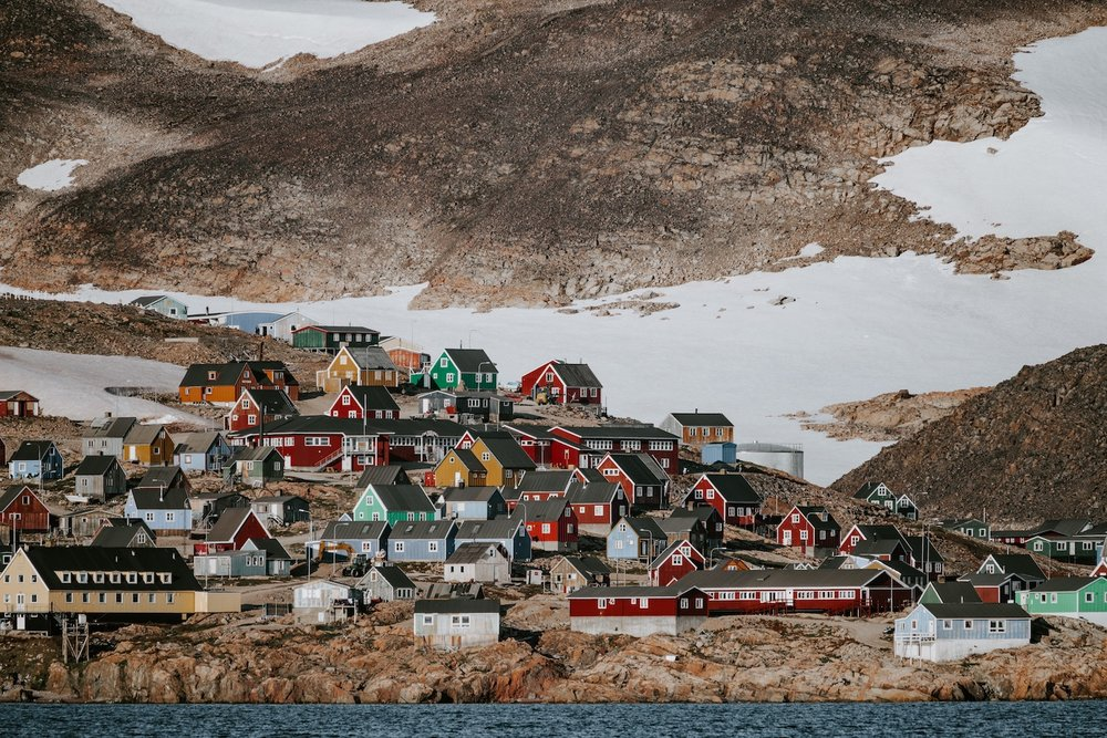 Greenland | Cities Threatened by Global Sea Level Rise