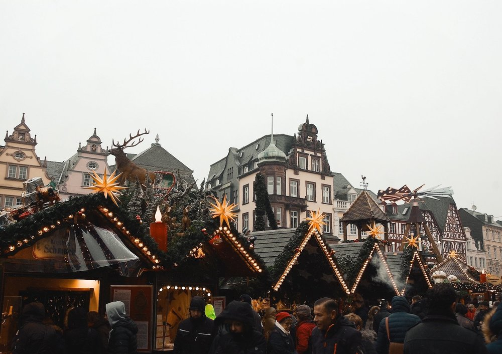 Germany | Christmas Markets in Europe